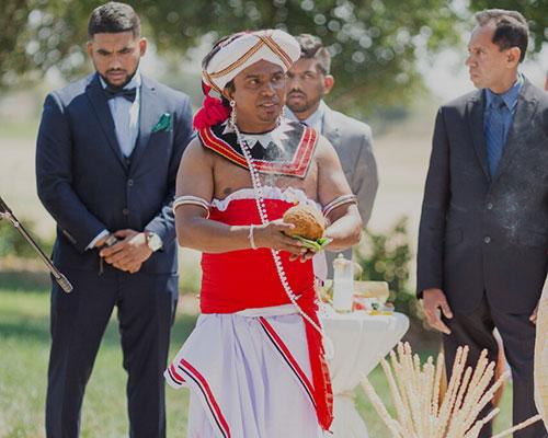 Ashataka Blessing weddings Services