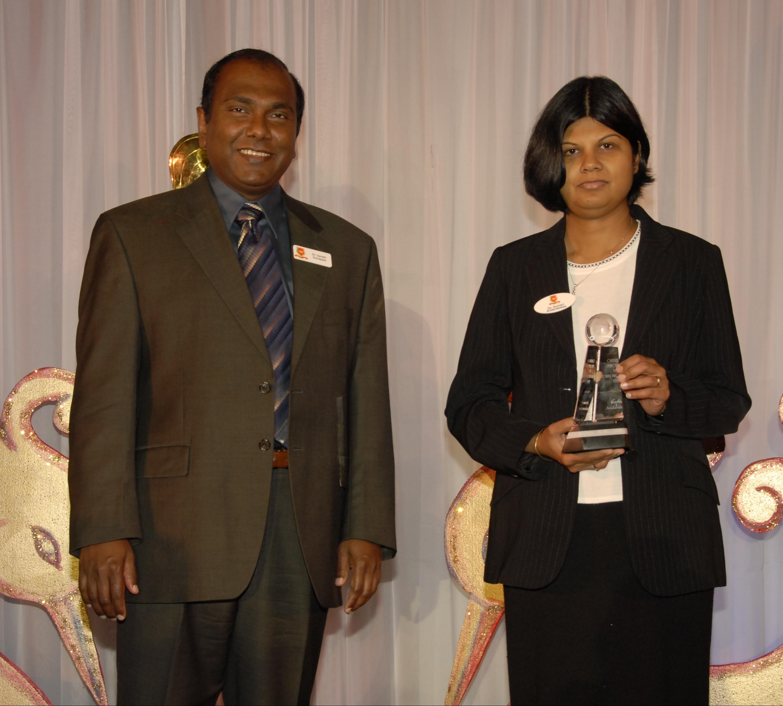 Dr. Kumari Andarawewa