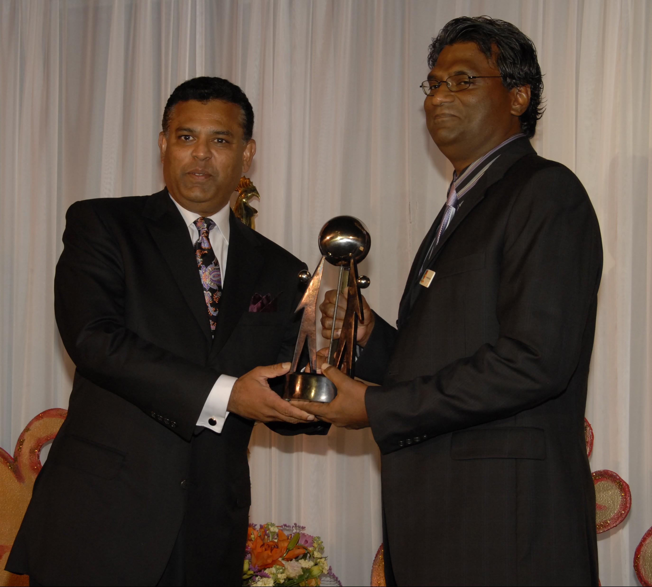 Prof. Harindra Joseph Fernando