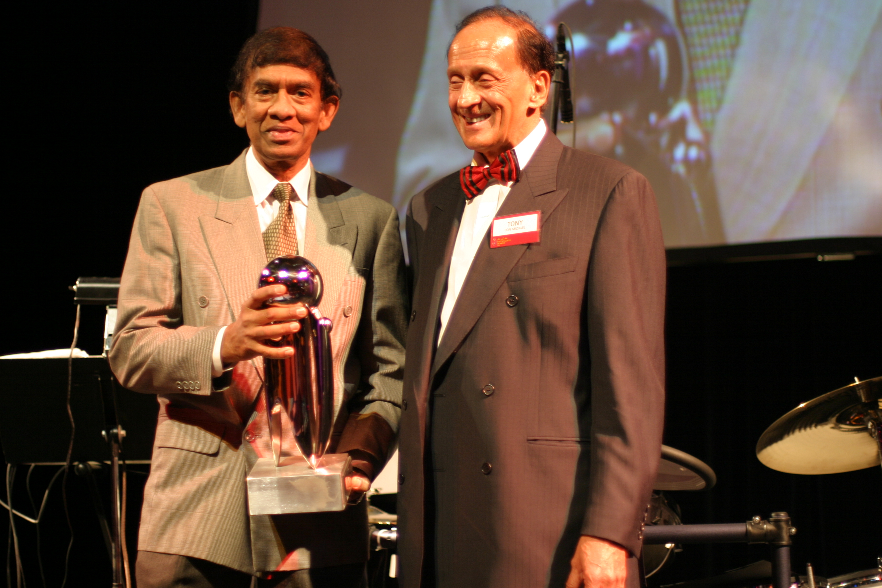 Dr. Tony Chandraratna