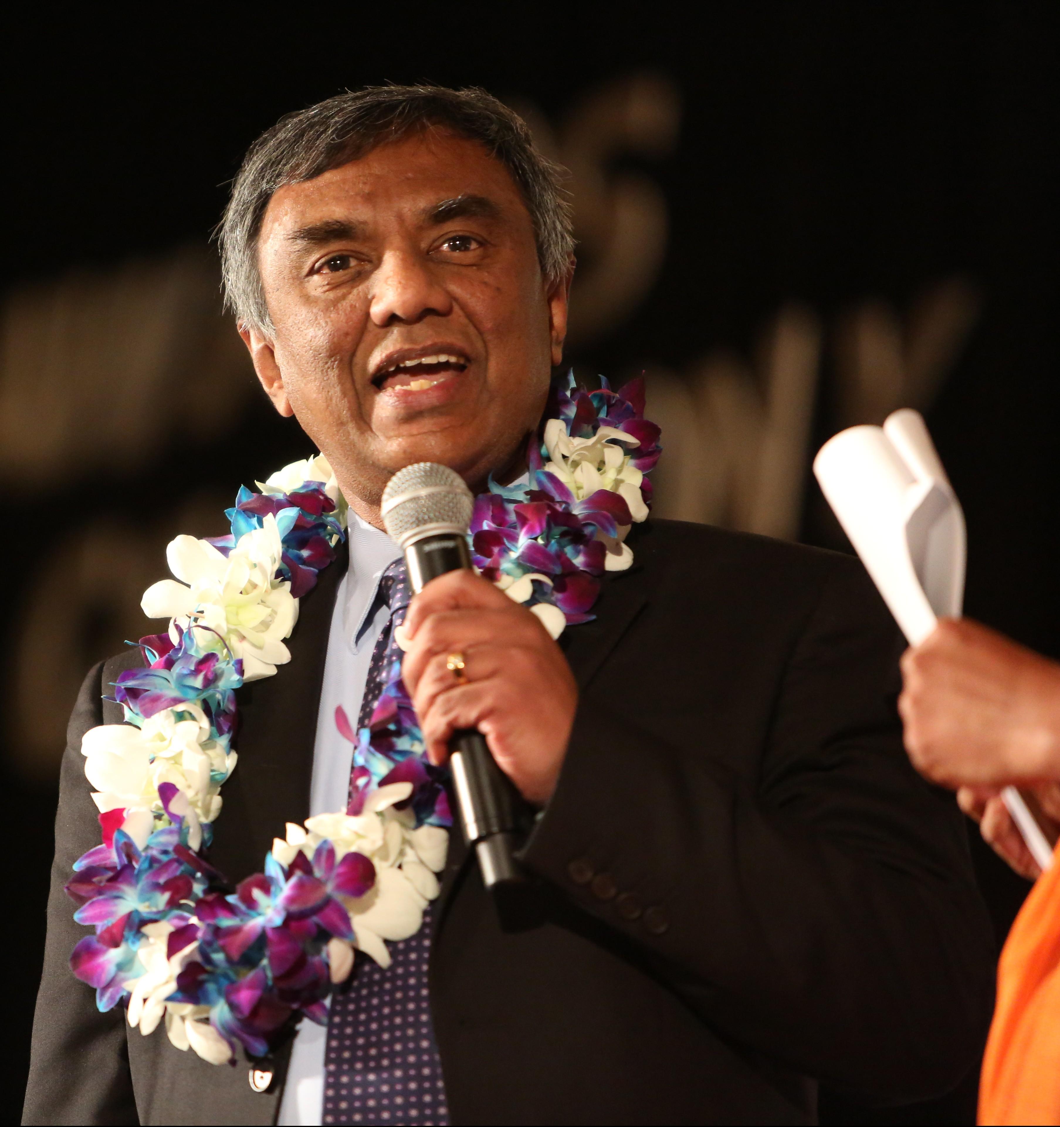 Prof. Saman Warnakulasuriya