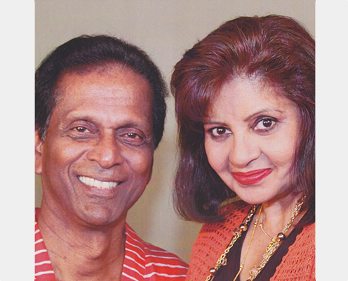 Eranga and Prianga Pieris