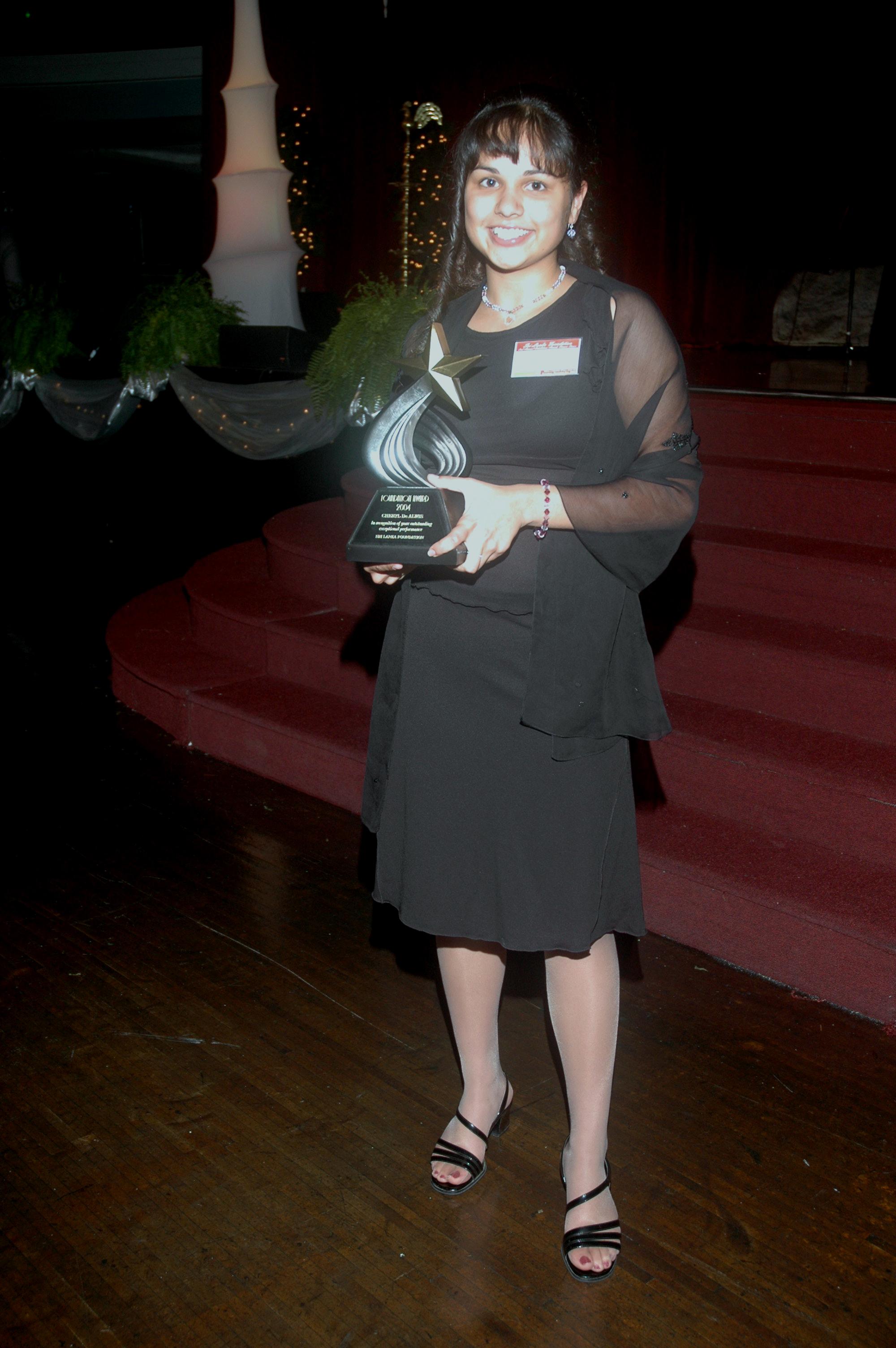 Samantha Jinadasa