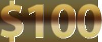 100 Doller