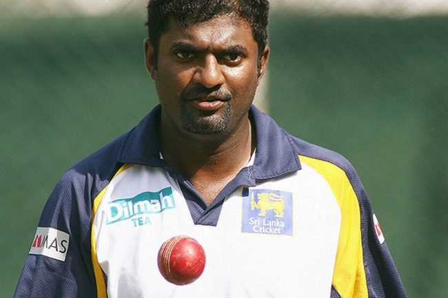 Cricket legend Muttiah Muralitharan broke world records by taking the highest number of wickets in ODI cricket. Image credit: cricinside.com