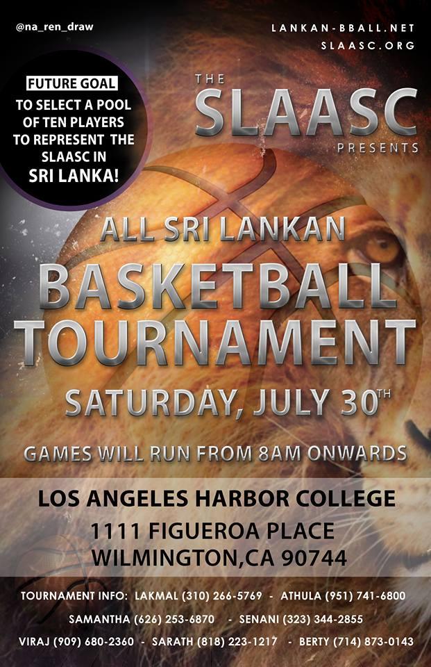 All Sri Lankan Basketball Tournament