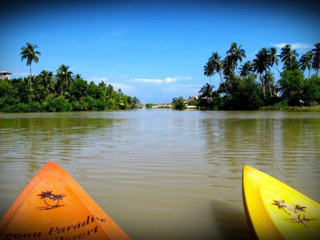 Tangalle-Kayaking
