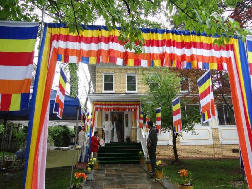 Washington-Buddhist-Vihara