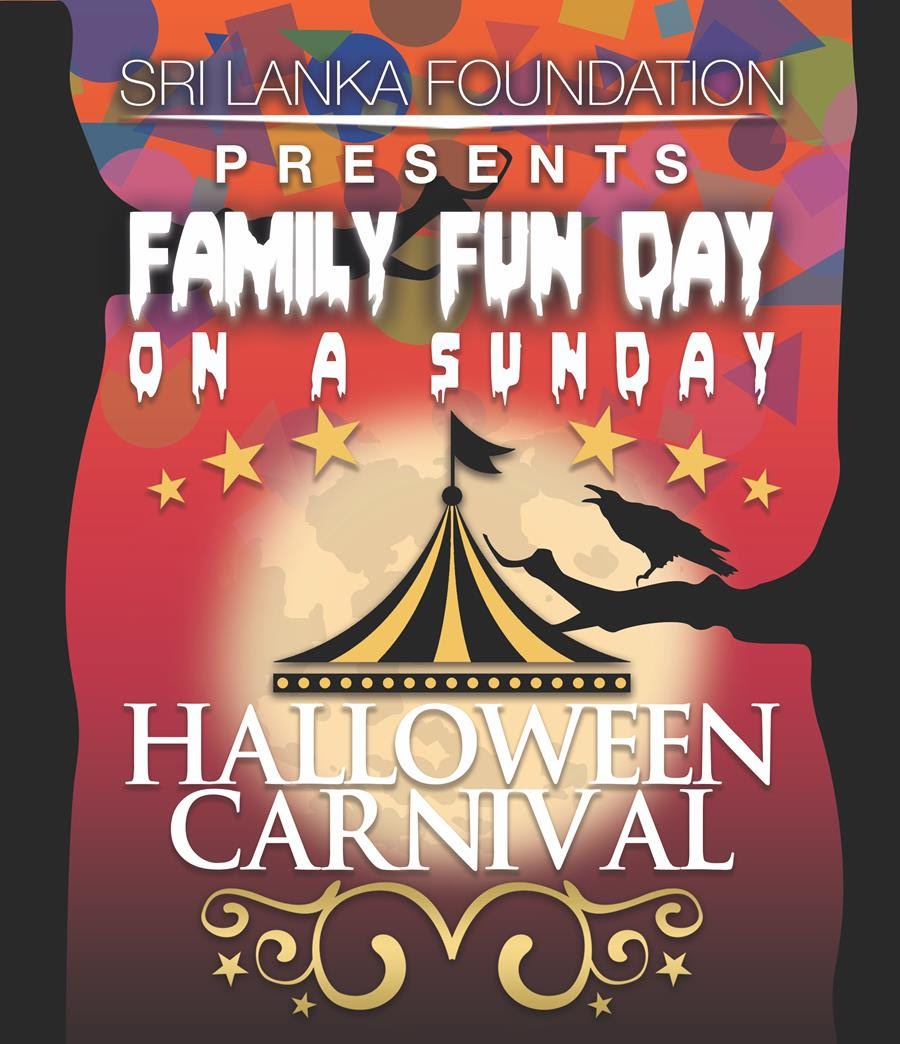 SLF Family Fun Day on a Sunday Halloween Carnival