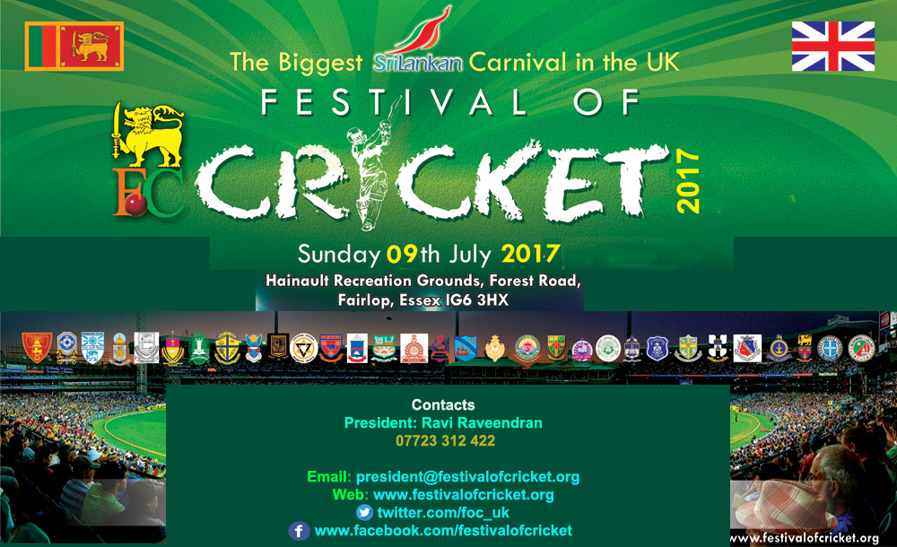 Festival of Cricket