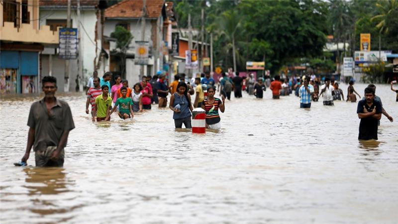 Sri Lanka seeks assistance to handle flood situation ...