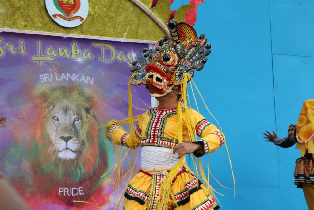 Dance Drama History Through Sri Lanka-SL-Day 2017
