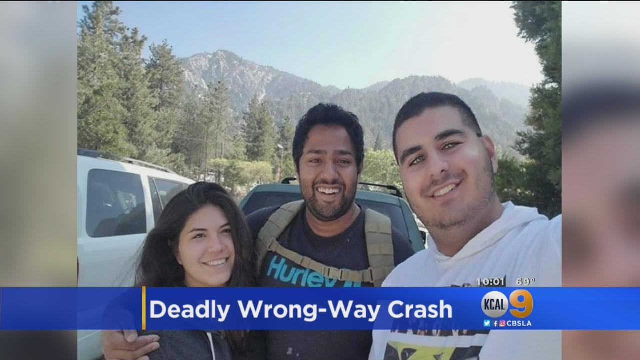 Sri Lankan American in Riverside dies in deadly wrong-way