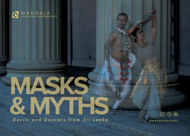 Masks and Myths: Devils and Dancers from Sri Lanka