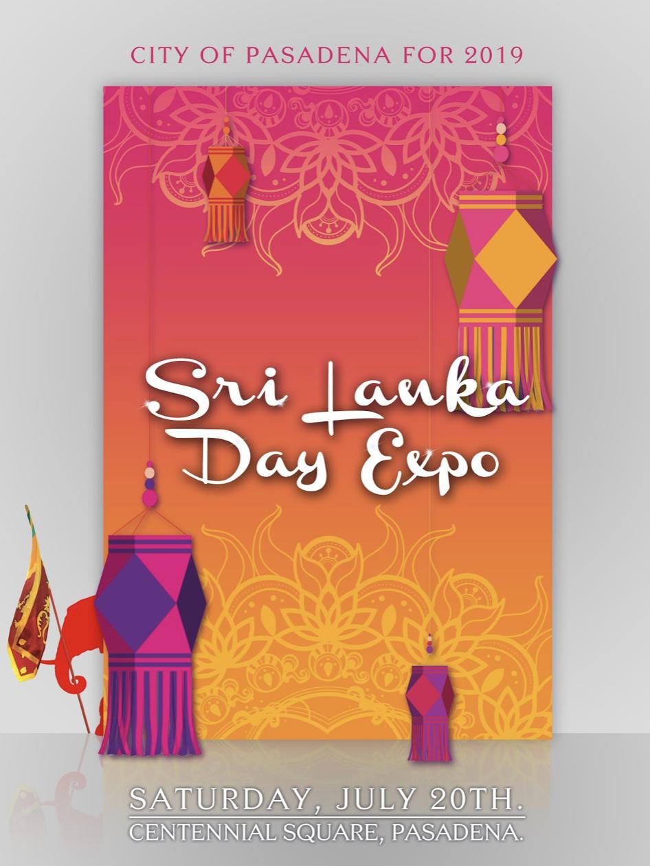 Sri Lanka Day Expo 2019