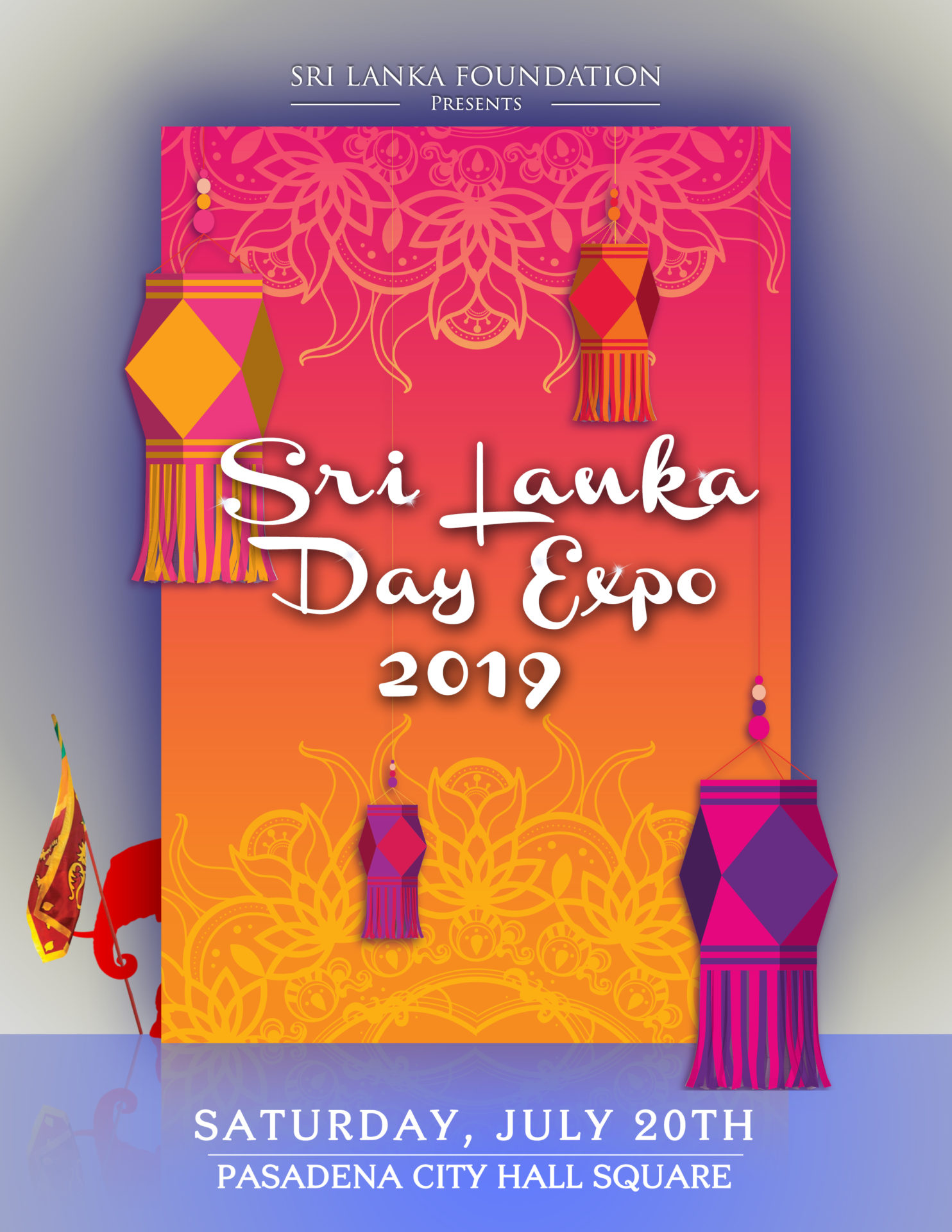 Sri Lanka Day Expo 2019