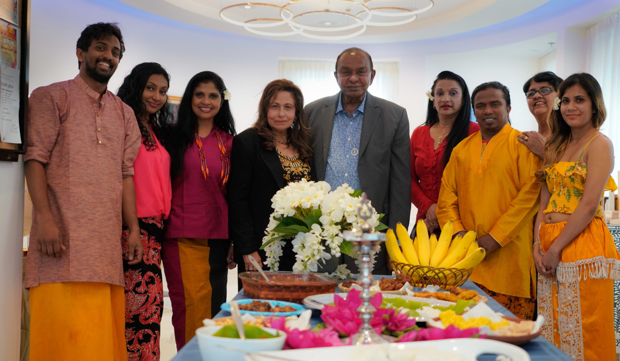 Sri Lanka Foundation Staff Los Angeles