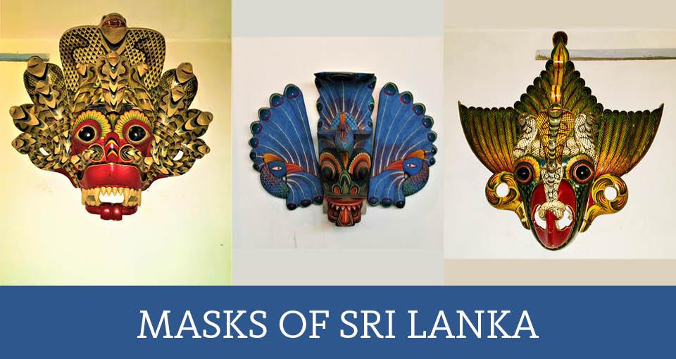 Masks_of_Sri_Lanka_Banner