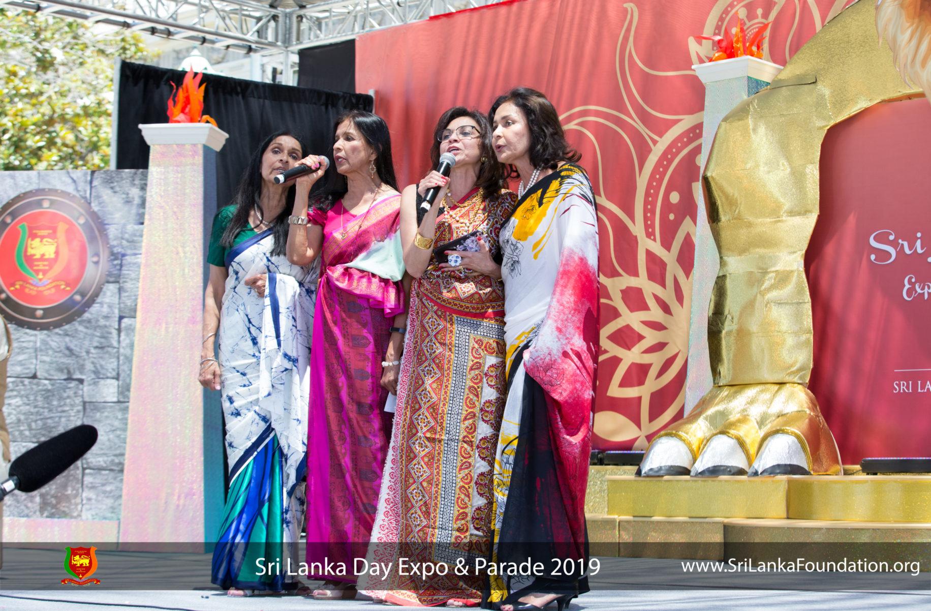 Lalitha Kala Opa Karana' Sri Lanka Day 2019