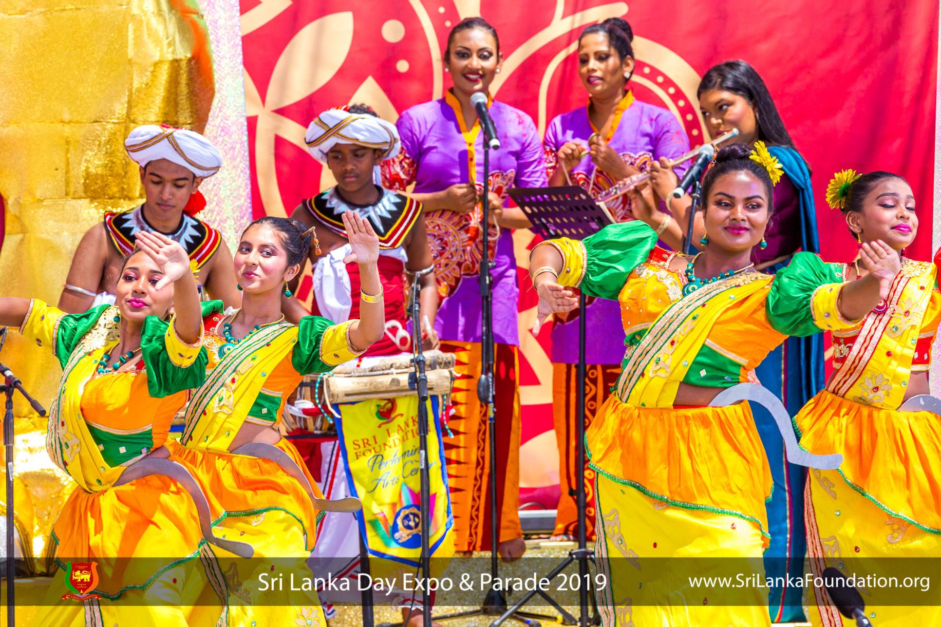 Jana Natuma (Harvest Dance) Sri Lanka Day 2019