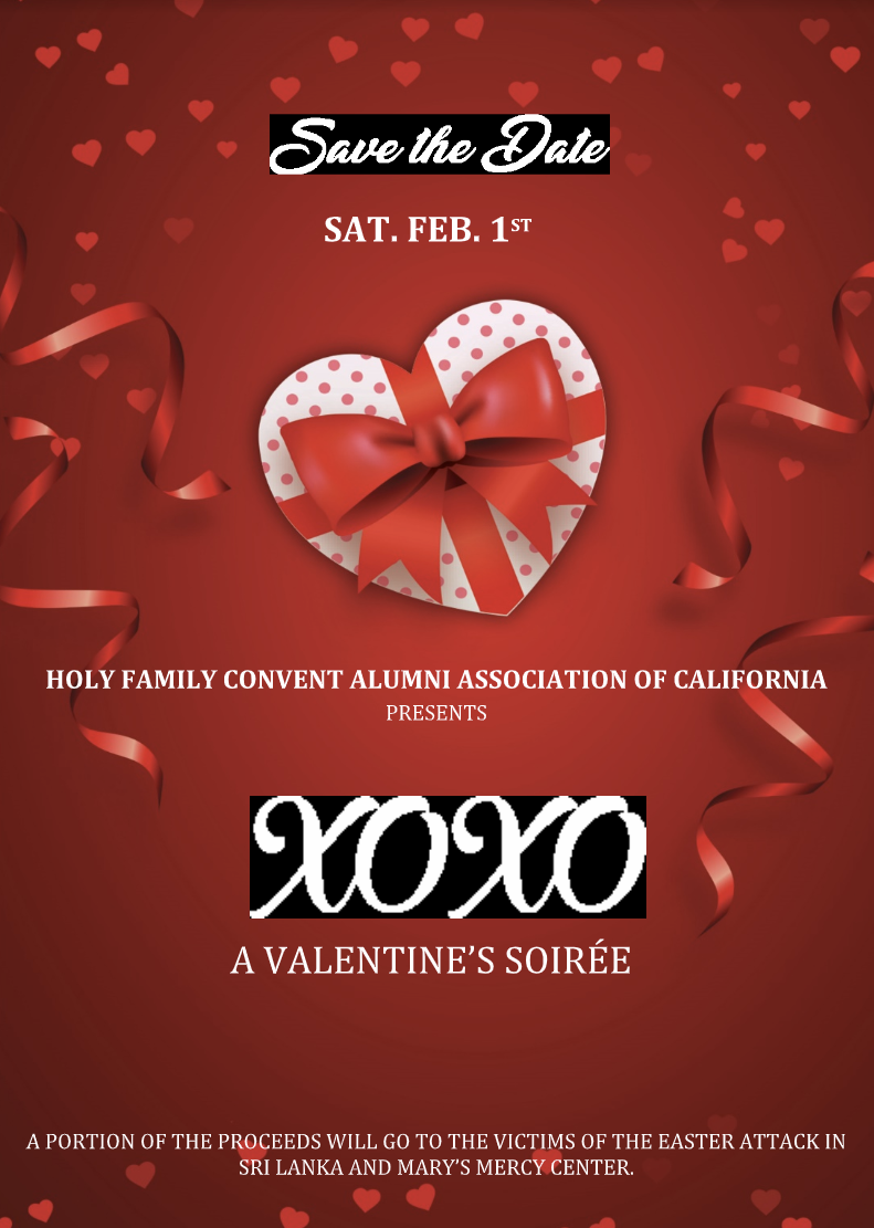 XOXO A VALENTINE'S SOIREE