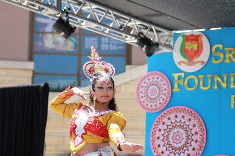 Sri Lanka Day 2015 Dance by APASLF