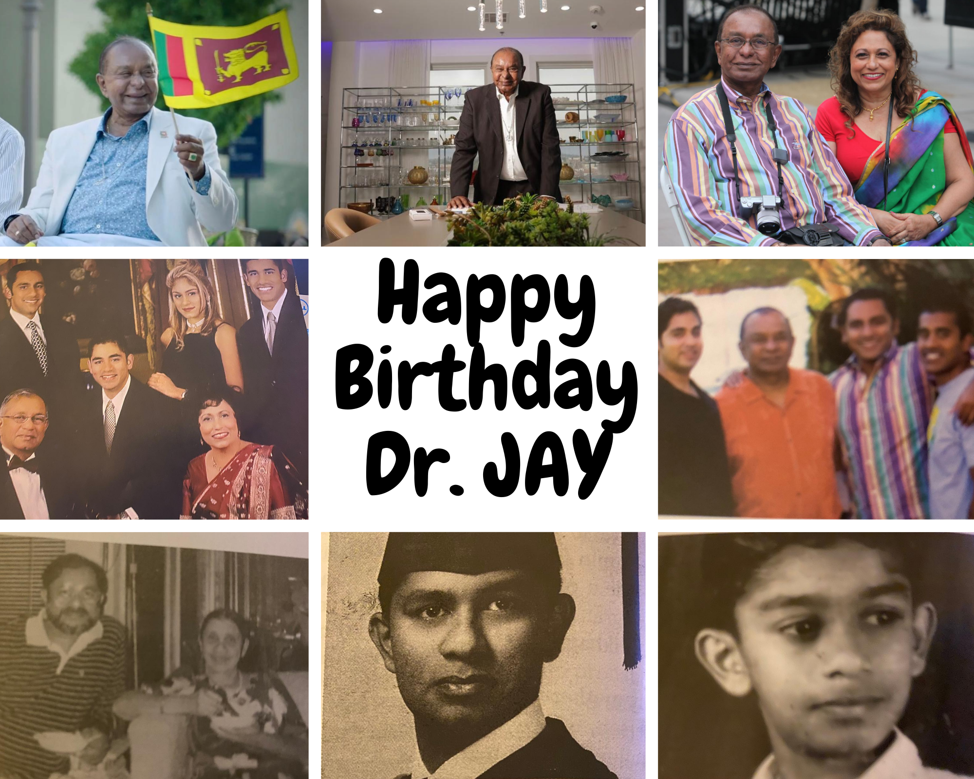 Dr. Jay Birthday 1