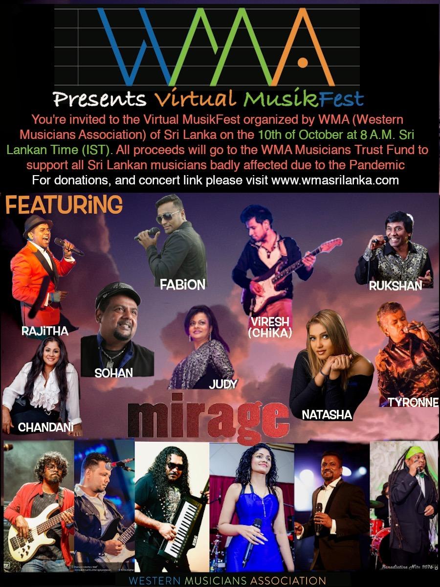 Virtual Music Fest