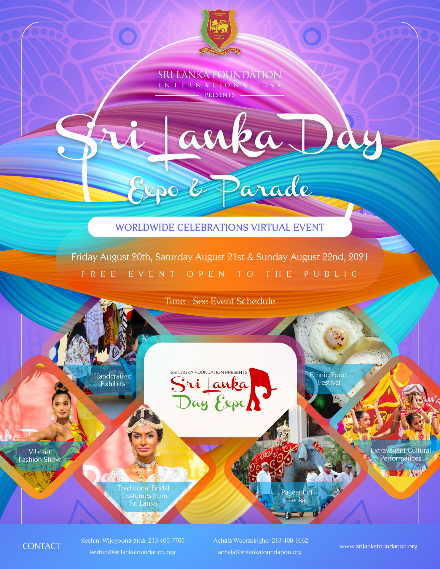 Sri Lanka Day Expo 2021