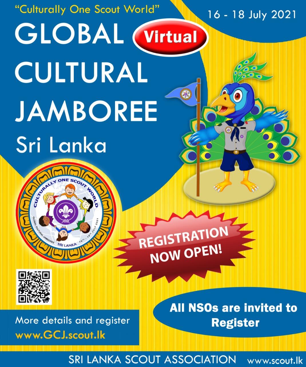 GLOBAL CULTURAL JAMBOREE (Virtual)